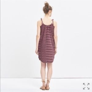 Madewell Burgundy Sleep Dress M